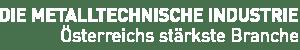 MetalltechnIndustrie_weiss Logo